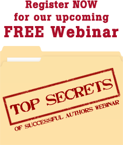 Top Secrets of Successful Authors Webinar
