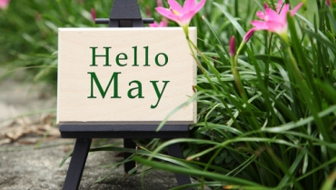 It's May!