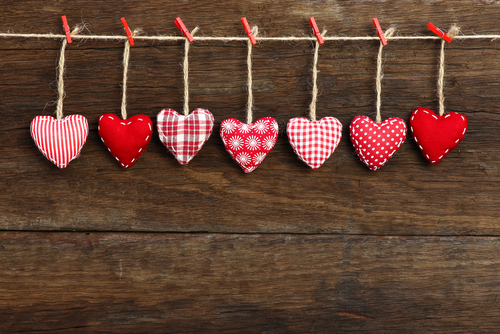 Happy Valentine's Day and Happy Anniversary!