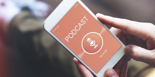 Using Podcasts to Boost Your Book and Your Reputation