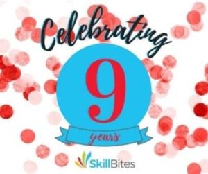 Happy Anniversary to SkillBites!